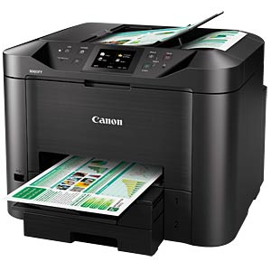 4in1 Multifunktionsdrucker - USB, LAN, WLAN CANON 0971C006