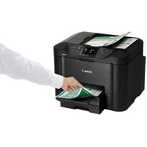 4in1 Multifunktionsdrucker - USB, LAN, WLAN CANON 0971C006