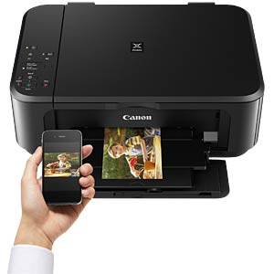 3-in-1 multifunction printer with WIFI, duplex CANON 0515C006