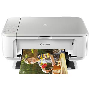 Drucker, Tinte, 3 in 1, WLAN, Duplex, ink. UHG CANON 0515C026