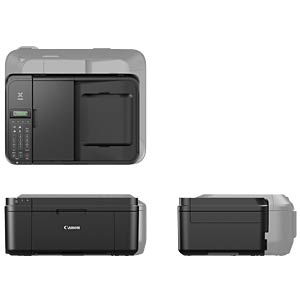 4in1 Multifunktionsdrucker mit WLAN CANON 0013C006