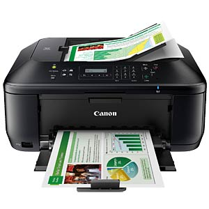 4-in-1 multifunctional printer with WLAN and duplex CANON 8750B006