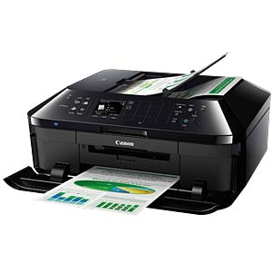 4-in-1 multifunction printer with LAN/WIFI, duplex CANON 6992B006