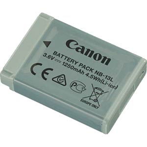 Battery for Canon Digital Cameras CANON 9839B001AA