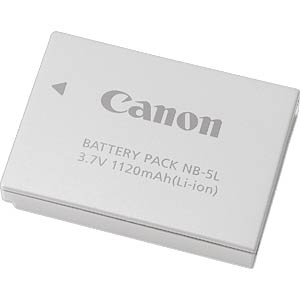Battery for Canon Digital Cameras CANON 1135B001BB