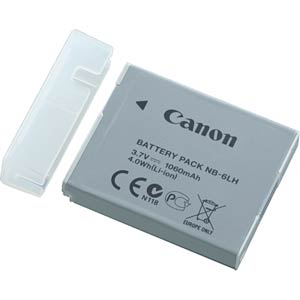 Battery for Canon Digital Cameras CANON 8724B001AA