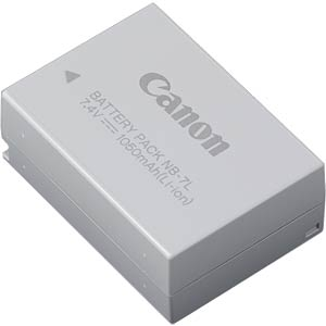 Battery for Canon Digital Cameras CANON 3153B001BA