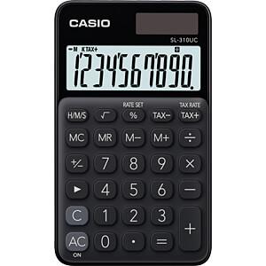 CASIO SL310UC-BK - Casio Taschenrechner