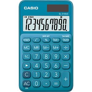 CASIO SL310UC-BU - Casio Taschenrechner