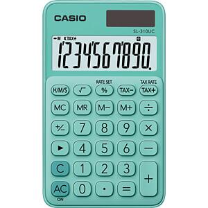 CASIO SL310UC-GN - Casio Taschenrechner