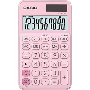 CASIO SL310UC-PK - Casio Taschenrechner