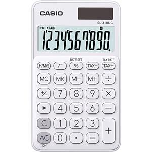 CASIO SL310UC-WE - Casio Taschenrechner