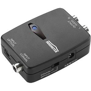 Digital zu Stereo Audio Konverter MARMITEK 08127