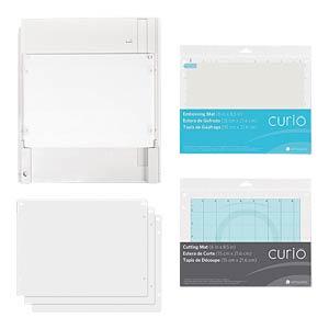 Standard Basisplatten Set SILHOUETTE CURIO-BASE-6