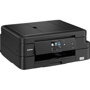 Drucker, Tinte, 3 in 1, WLAN, Duplex BROTHER DCPJ785DWG1