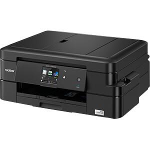 Drucker, Tinte, 3 in 1, WLAN, Duplex, ink. UHG BROTHER DCPJ785DWG1