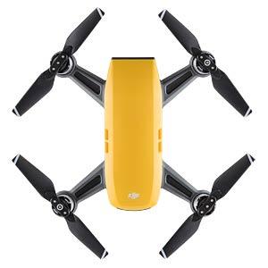 Quadrocopter, SPARK, gelb DJI CP.PT.000742