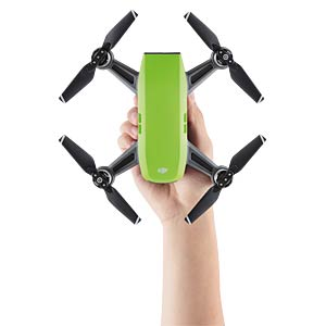 Quadrocopter, SPARK, Bundle, grün DJI CP.PT.000893