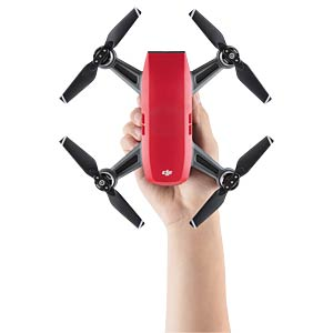 Quadrocopter, SPARK, rot DJI CP.PT.000745