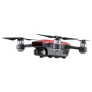 Quadrocopter, SPARK, Bundle, rot DJI CP.PT.000891