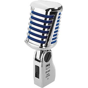 Dynamic retro microphone IMG STAGE LINE 23.5740