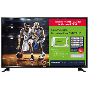 Fernseher, 80cm/31,5, HD, DVB-T2/C/S2, EEK A DYON D800091