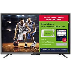 Fernseher, 102cm/40, Full HD, DVB-T2/C/S2, EEK A DYON D800100