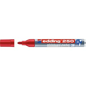 Whiteboard marker/red/1.5 - 3.0 mm EDDING 4-250002