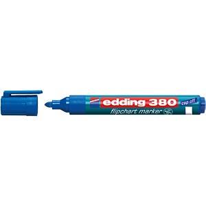 Flipchart marker/blue/1.5 - 3.0 mm EDDING 4-380003