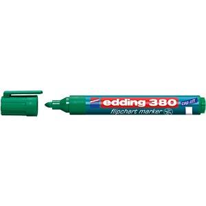 Flipchart marker/green/1.5 - 3.0 mm EDDING 4-380004