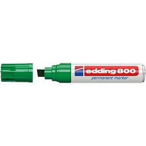Permanent marker/green/4.00 - 12.00 mm EDDING 4-500004
