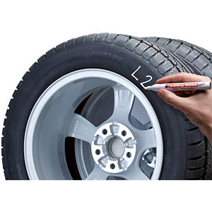 Tyre marker/white/2.0 - 4.0 mm EDDING 4-8050049