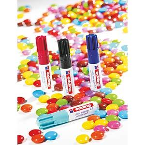 Permanent Mini Marker, 4-farbig, 1,50 - 3,00 mm EDDING 4-05-4