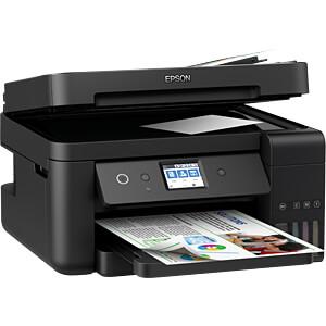 Drucker, Tintentanksystem, 4 in 1, WLAN, Duplex, ink. UHGHotline EPSON C11CG19401