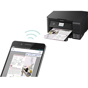 Drucker, EcoTank, 3 in 1, WLAN, ink. UHG EPSON C11CG21401