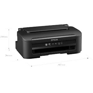 Inkjet printer with LAN/WIFI EPSON C11CC40302