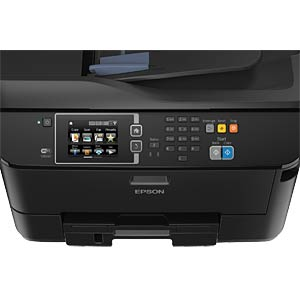 4in1 Multifunktionsdrucker mit LAN/WLAN EPSON C11CD10301