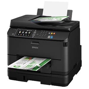4in1 Multifunktionsdrucker mit LAN/WLAN EPSON C11CD11301