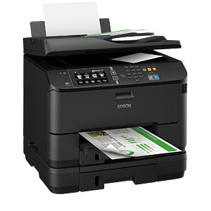 4-in-1 multifunction printer with LAN/WIFI EPSON C11CD11301
