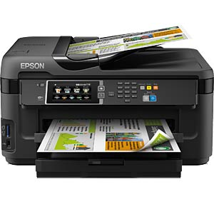 4-in-1 multifunction printer A3+ with LAN/WIFI, duplex EPSON C11CC98302
