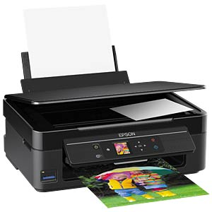 Drucker, Tinte, 3 in 1, WLAN EPSON C11CF31403