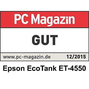 Drucker, Tinte, 4 in 1, WLAN, LAN, Duplex EPSON C11CE71404