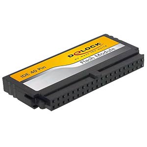 Flash module 1024MB vertical 40pin DELOCK 54144