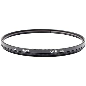 Polfilter, zirkular, slim, 58mm HOYA