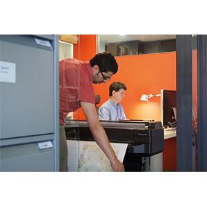 24-Zoll-Drucker mit LAN/WLAN, ink. UHG HEWLETT PACKARD CQ891C