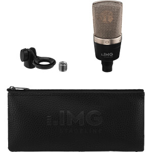 Kompaktes-Großmembran-Kondensator-Mikrofon IMG STAGE LINE ECMS-60