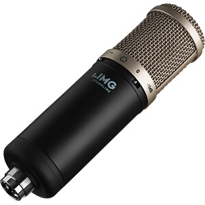 Großmembran-Kondensator-Mikrofon IMG STAGE LINE ECMS-90