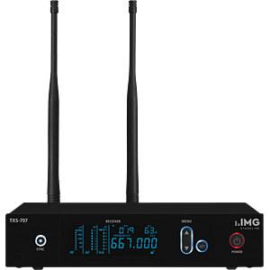 Multi-Frequenz-Empfängereinheit IMG STAGE LINE TXS-707