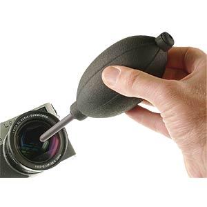 elastischer Gummibalg mit Pinsel KAISER FOTOTECHNIK 6316