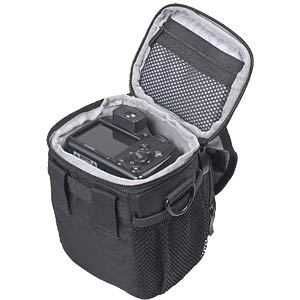 Carrying case for cameras and camcorders/small KAISER FOTOTECHNIK 8825